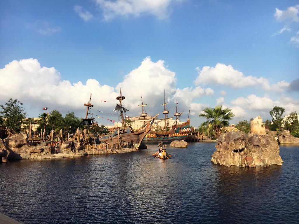 SH Disneyland